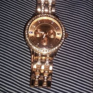 Wristwatch #gold color
